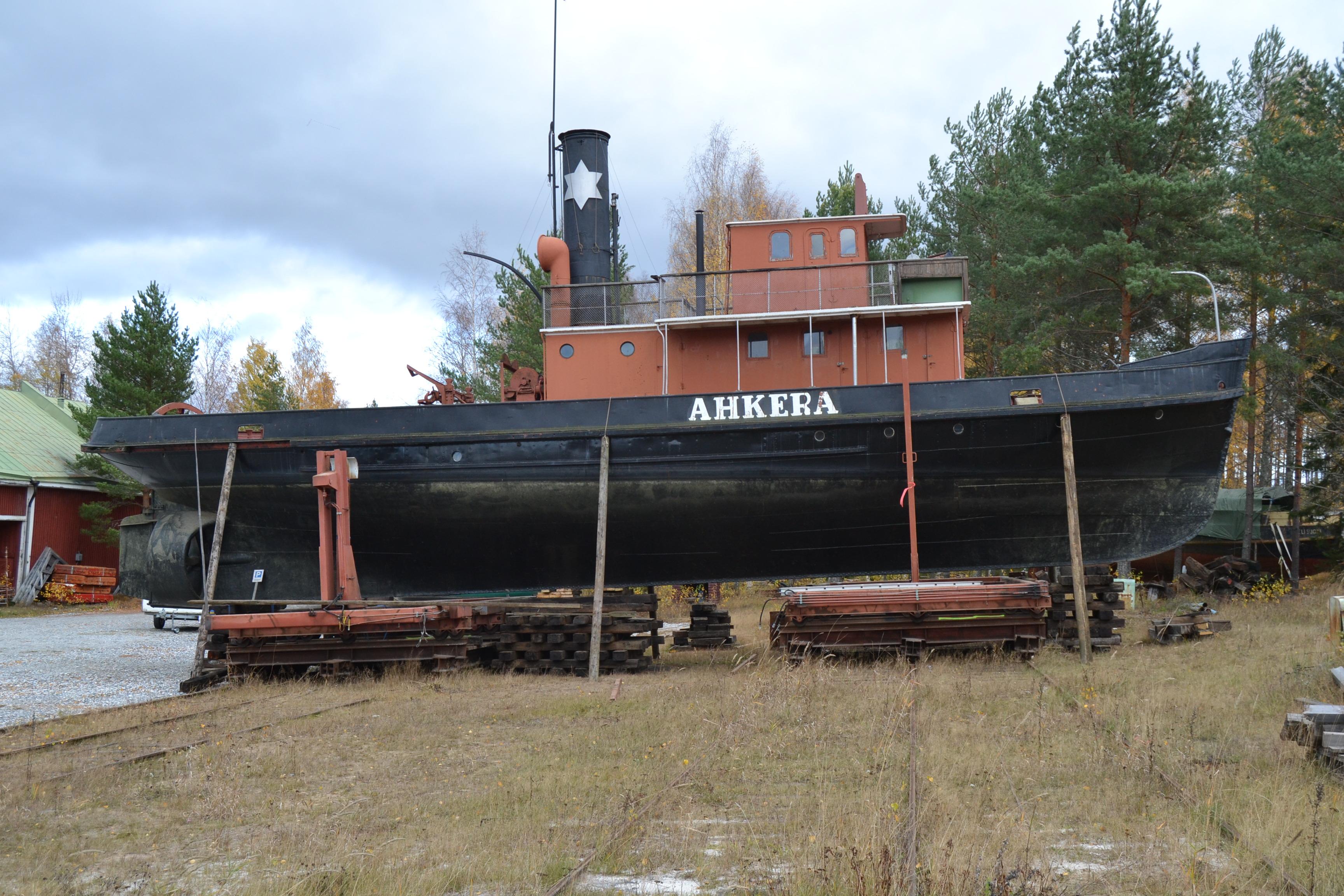 S/S Ahkera