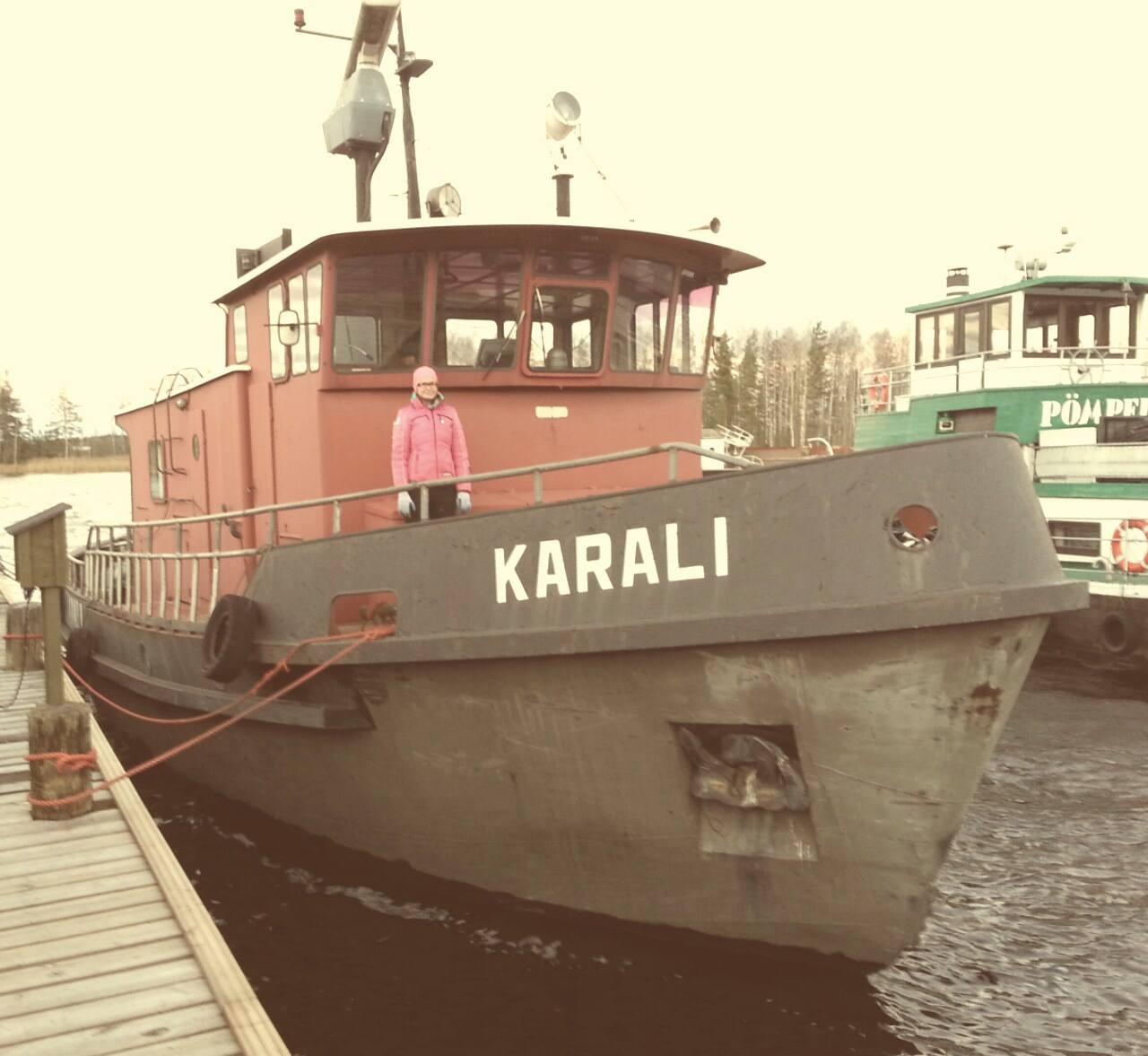 M/S Karali