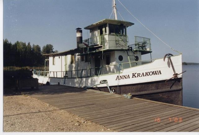 m/s Anna Krakova