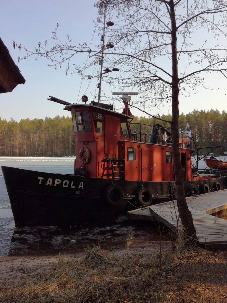 M/S Tapola